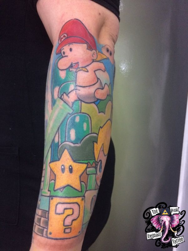 the-pink-elephant-tattoo_baby_mario_1